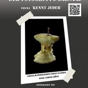 """Plakat zur Foto Ausstellung """"Kennt Jeder"""" Fotogruppe Labsaal Berlin Lübars"""