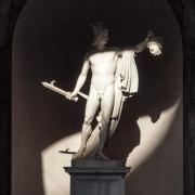 Museumsfigur, Fotografie von René Minkels