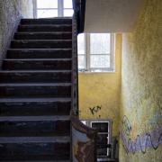 Treppe nach oben, Fotografie von Dieter Kirsch