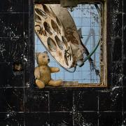 Beelitz Heilstätten Am OP Saal, Fotografie von Klaus Wißkirchen