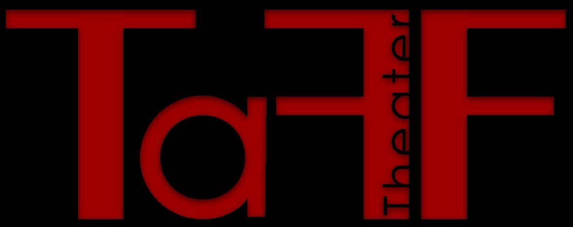 Logo der TaFF Theatergruppe im LabSaal Berlin Lübars