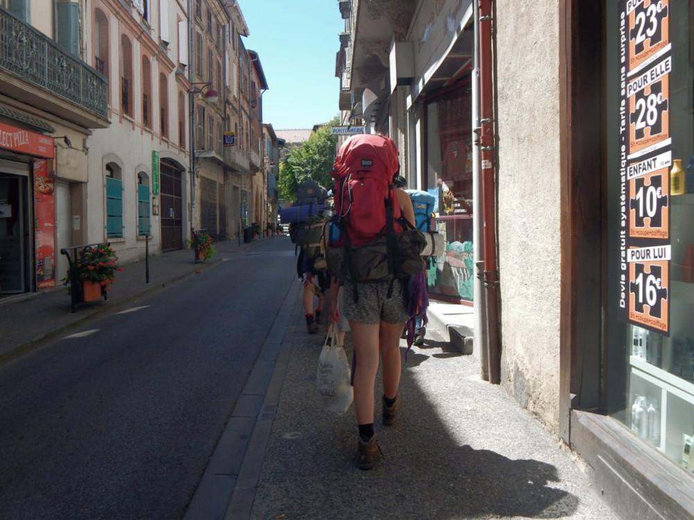 Großfahrt 2018, Frankreich Pyrenäen