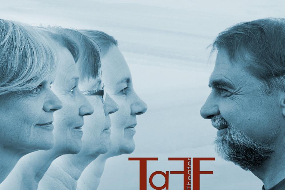 Mitglieder der Theatergruppe TaFF des Labsaal in Berlin.